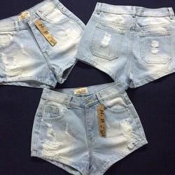 Quần shorts nữ thông dụng dể phối áo cho nàng tha hồ lựa chọn-164