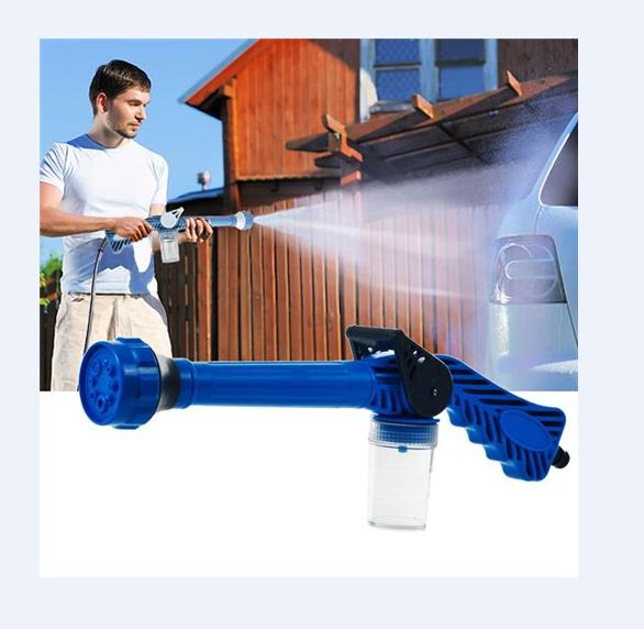 Vòi xịt rửa xe tăng áp cực mạnh 8 chế độ xịt 2