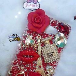 Ốp lưng điện thoại hình hoa hồng