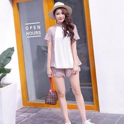 Quần áo bộ mùa hè thoáng mát TT0230