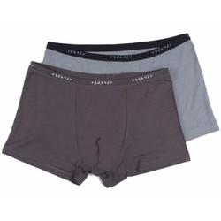Combo gồm 5 chiếc quần nam boxer Nhật - cotton pha thun - hàng loại 1