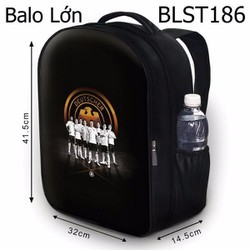 Balo Teen - Học sinh - Laptop Đội tuyển Đức - VBLST186