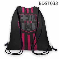 Balo dây rút - Túi rút thể thao AC Milan - VBDST033