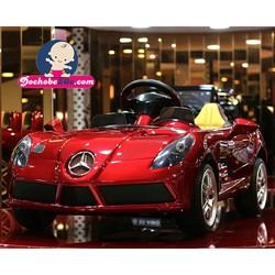 xe ô tô điện bánh cao su - MERCEDES-158