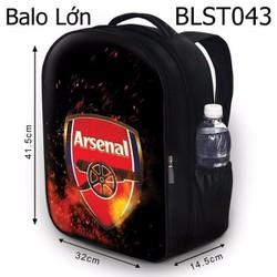 Balo Teen - Học sinh - Laptop Asenal - VBLST043