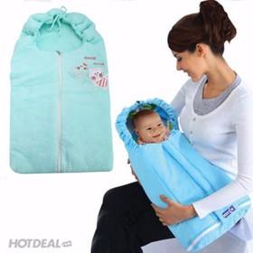 Túi Ngủ Vải Siêu Mềm Cho Bé - tui19