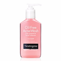 Sữa Rửa Mặt Oil-Free Acne Wash Pink Grapefruit Facial Cleanser