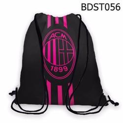Balo dây rút - Túi rút thể thao AC Milan - VBDST056