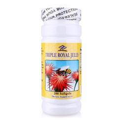 Viên uống đẹp da sữa ong chúa Triple Royal Jelly 200 viên