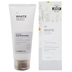Sữa rửa mặt làm trắng da White seed The Face Shop