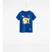 Áo phông bé trai bộ trống hãng Zara - hàng nhập Mỹ