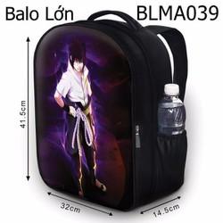 Balo Teen - Học sinh - Laptop Sasuke - VBLMA039