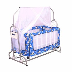 Nôi giường trẻ em 2 tầng 4 sao Autoru