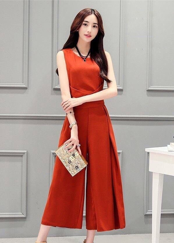 KN370 - JUMSUIT ỐNG RỘNG CAO CẤP 2