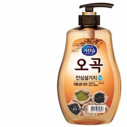 Nước rửa bát và rau củ quả Kitchen Soap 5 Grains Dishwashing Detergent