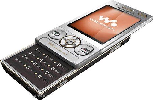 Sony Ericsson W705 nắp trượt 2
