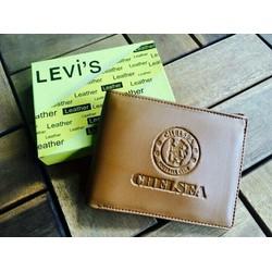 Bóp tiền nam logo Chelsea các màu da