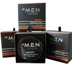 Kem dưỡng thể trắng da cho nam -Body whitening cream for men