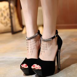 C315D - Giày Cao Gót Nữ Sang trọng cá tính