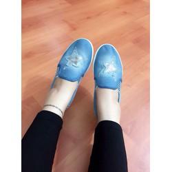 giày jean ngôi sao