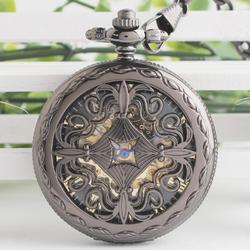 Đồng hồ quả quýt tự động hoàn toàn - Hoạ tiết Hoàng Gia
