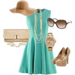 Đầm xoè thời trang D19