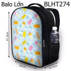Balo Teen - Học sinh - Laptop các loại kem - VBLHT274