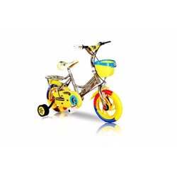 Xe đạp trẻ em 2 bánh Inox