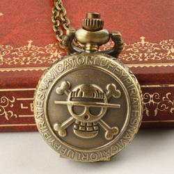 Đồng hồ quả quýt bỏ túi One Piece - Đảo Hải tặc size nhỏ