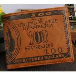 Ví bóp hình 100 Dollars