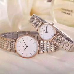 đồng hồ cặp dây inox