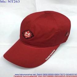 Nón lưới trai nam logo under armour thời trang sành điệu NT263