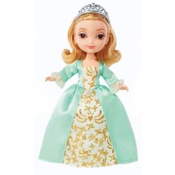Nàng công chúa Amber trong ngày cưới của vua cha - Disney Sofia