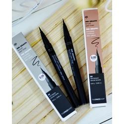 Kẻ mắt nước Ink Graffi Brush Pen Liner