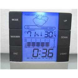 Đồng hồ đo và theo dõi nhiệt độ báo thức