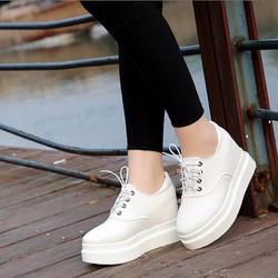 Giày bánh mì để độn phong cách Hàn Quốc BM016T