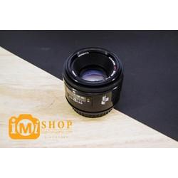 ống kính Minolta 50mm f1.7 for sony alpha