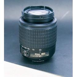 ống kính Nikon 55-200mm f4-5.6 VR
