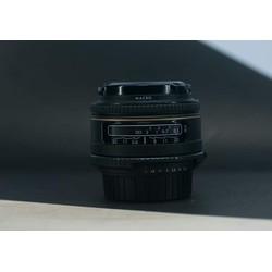 ống kính Quantaray 24mm f2.8 macro for nikon