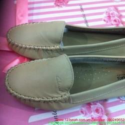 Giày mọi nữ da phong cách sang trọng GM109