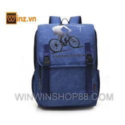 Balo nam thời trang dựng laptop giá cực rẻ cung cấp bởi Winz.vn