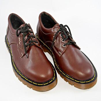 Giày boot da bò thật. BH: 12 tháng.MS : B48