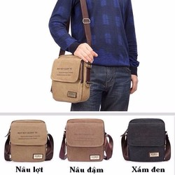 Túi vải nam Peter-Bolo cao cấp dành cho Ipad Mini