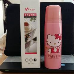 Bình giữ nhiệt nóng- lạnh hình Hello Kitty