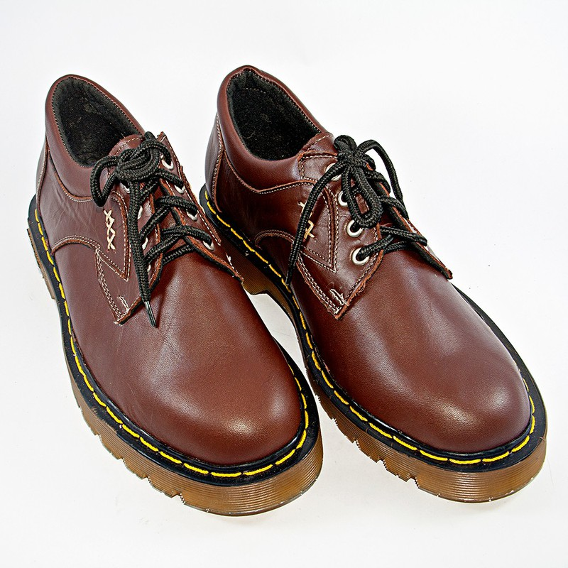 Giày boot da bò thật. BH: 12 tháng.MS : B48 4