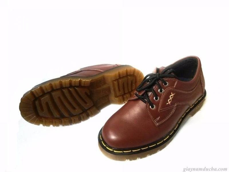 Giày boot da bò thật. BH: 12 tháng.MS : B48 2