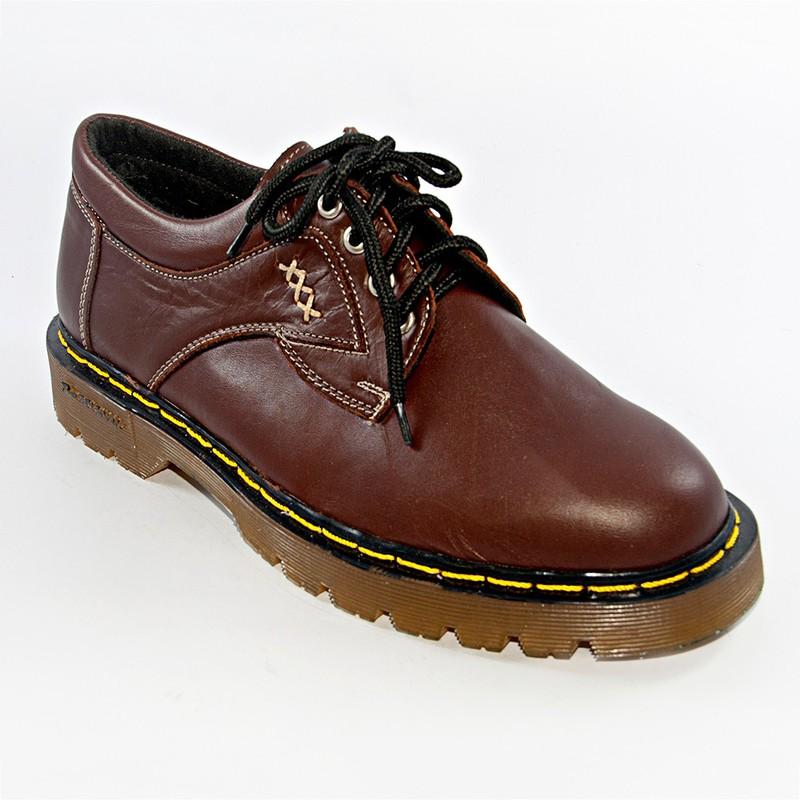 Giày boot da bò thật. BH: 12 tháng.MS : B48 3