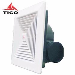 Quạt thông gió hút trần  1 chiều 15AV4 205x205mm TICO
