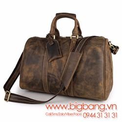 Túi xách du lịc da bò BigBang 163