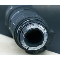 ống kính Nikon 80-200mm f2.8 ED Đời 3 Zoom đẩy